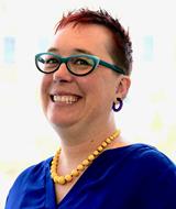 Nykol Eystad: Liaison & Outreach Manager