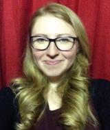 Mackenzie Salisbury: Digital Scholarship Librarian