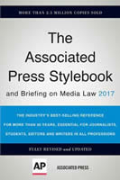 associated press style guide