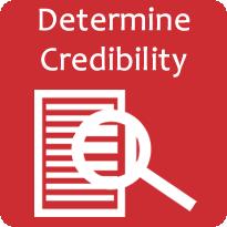 Determine Credibility