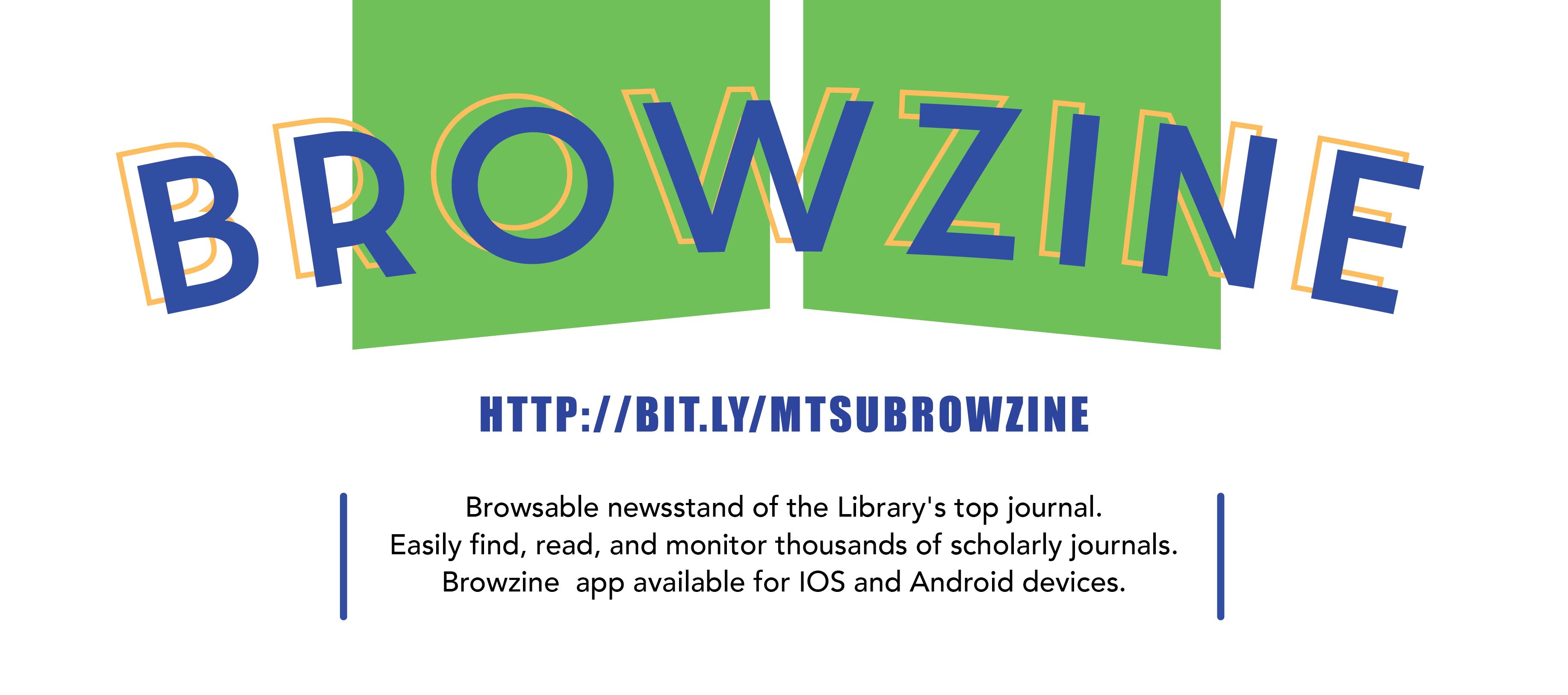 BrowZine an app for ejournals