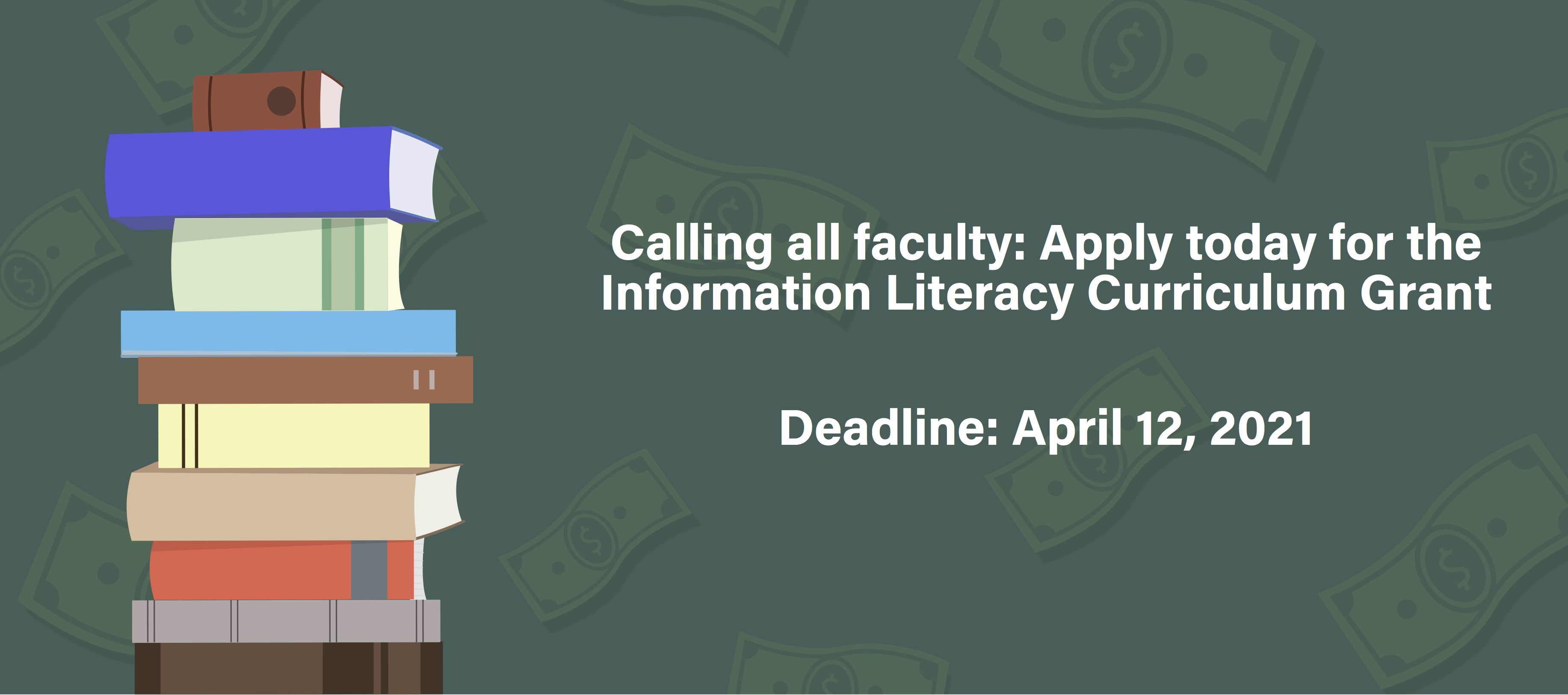 Information Literacy Curriculum Grant 2021