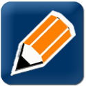 Writing and Pencil Icon