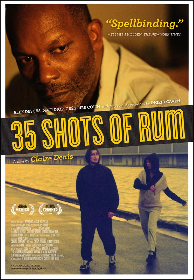 35 Shots of Rum (2010)
