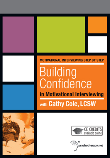 Building Confidence in Motivational Interviewing (2012)
