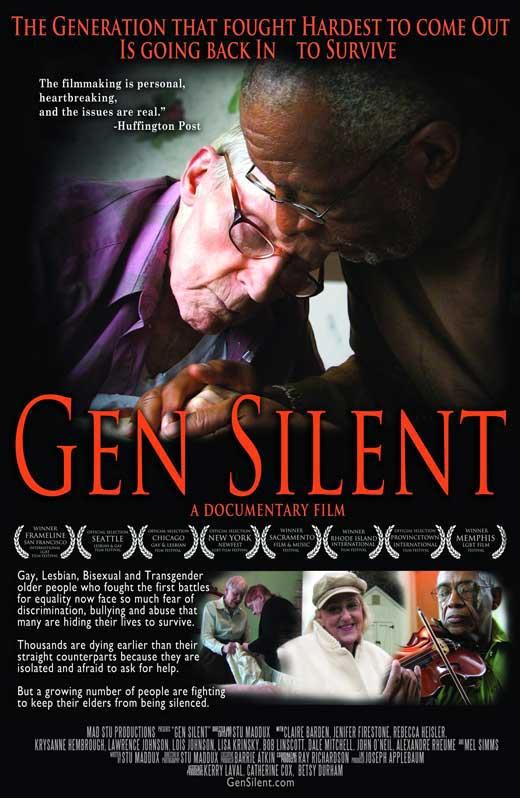 Gen Silent: Discrimination Against LGBT Seniors (2011)