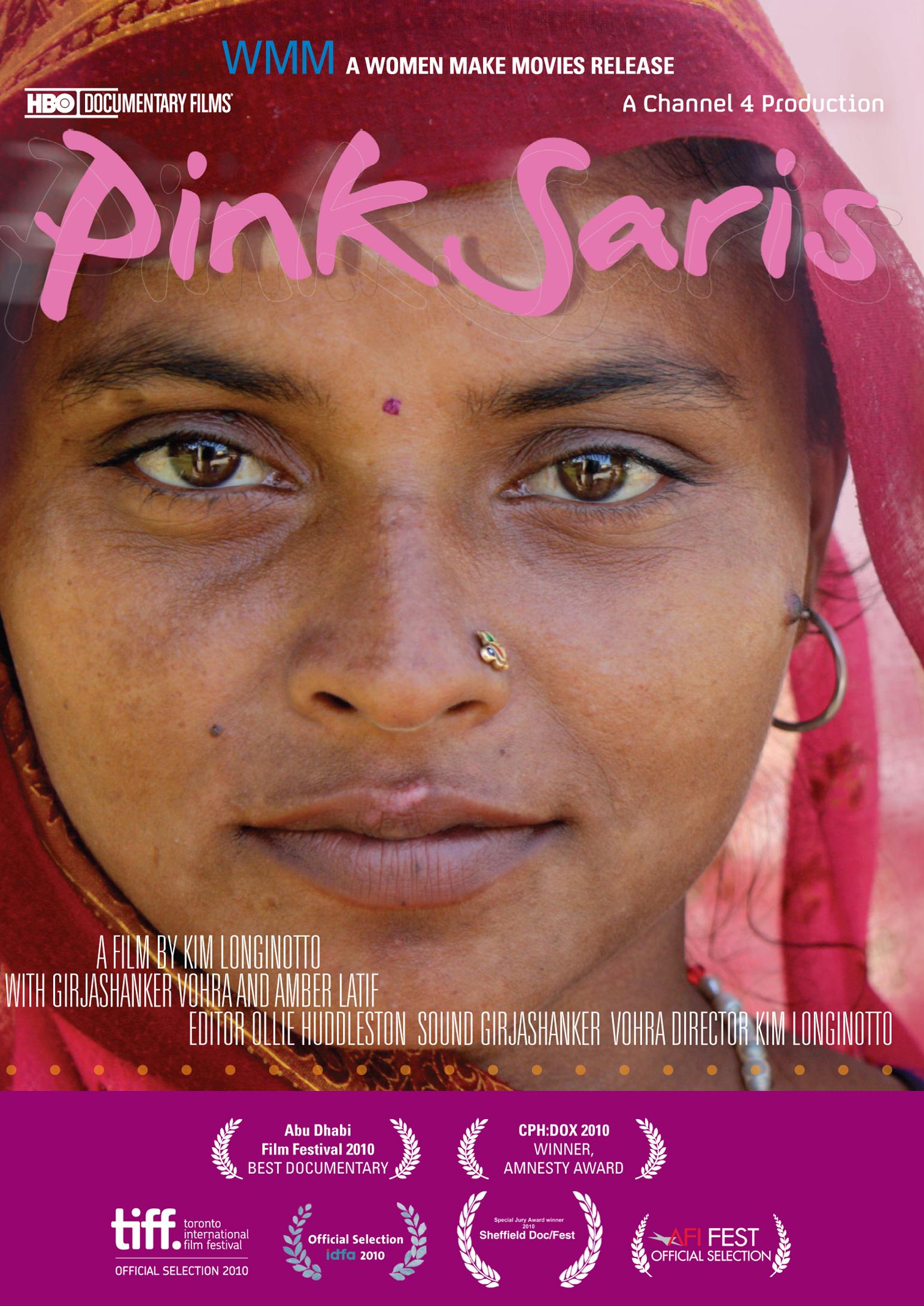 Pink Saris (2010)