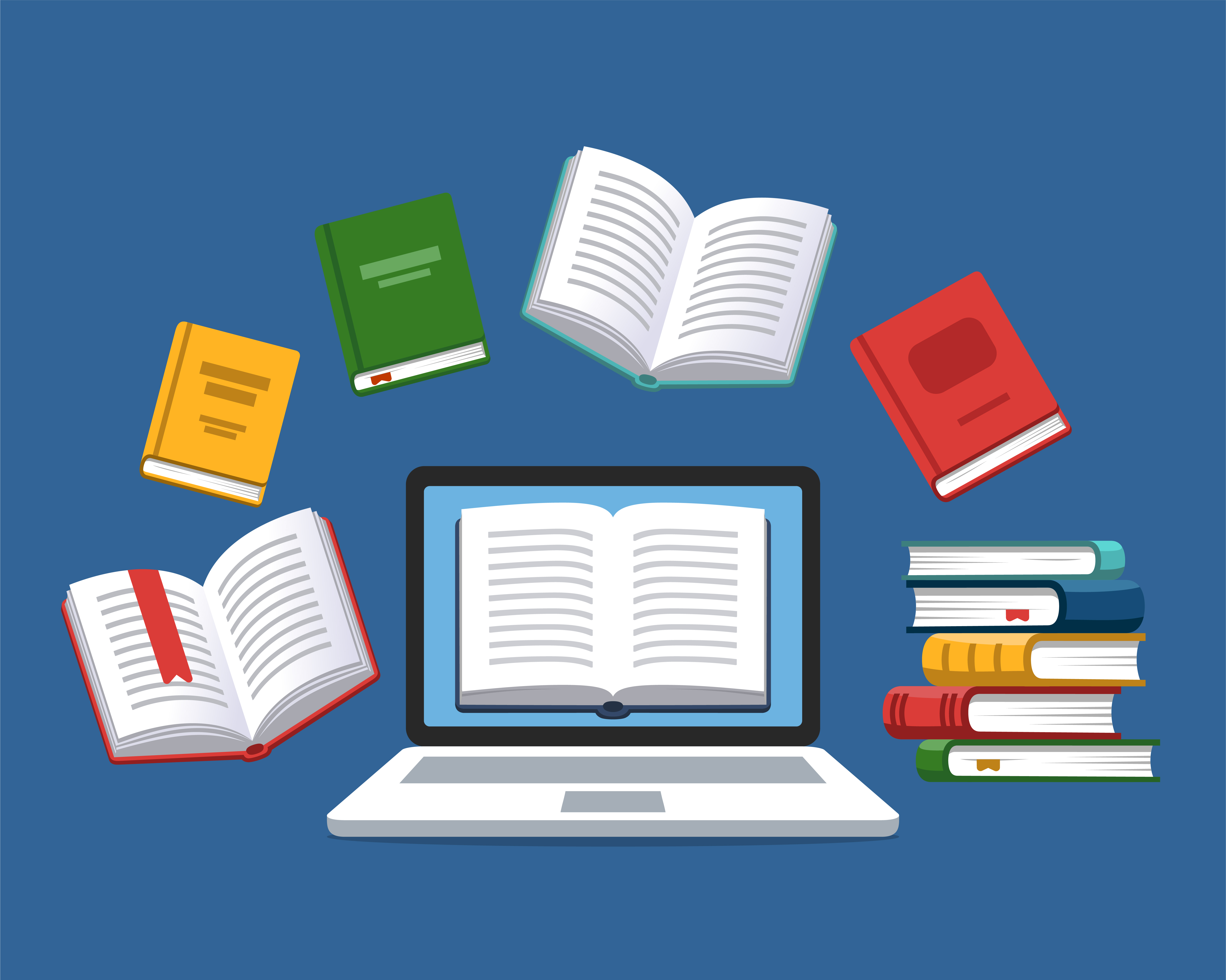 Discover eBooks at the Library