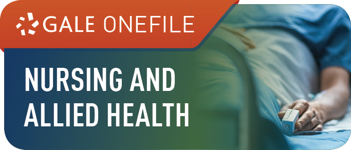 Nursing and Allied Health (Gale OneFile)