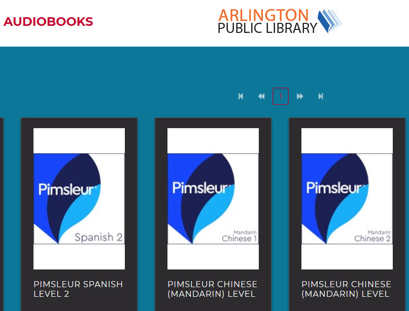 Pimsleur Language Courses