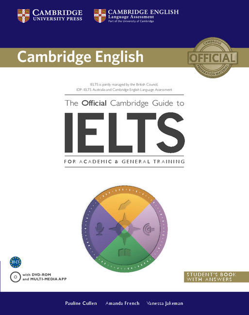 Offical Cambridge guide to IELTS