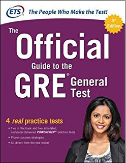 The official guide to the GRE general test / ETS