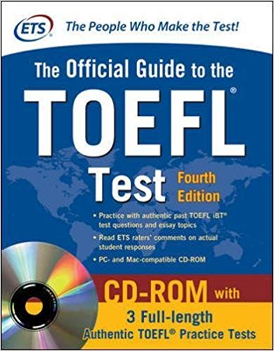 TOEFL test / ETS