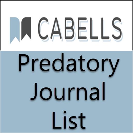 Cabells Predatory Journal List