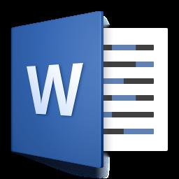 Microsoft Word2016