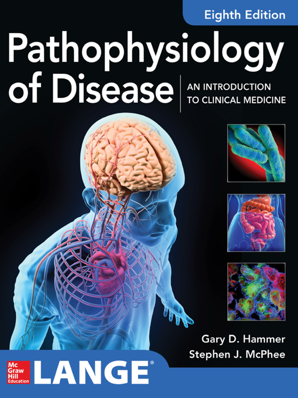 Pathophysiology of Disease, 8th edition