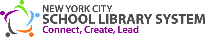 New York City School Library Services Logo