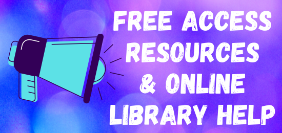 Click here for free access resources and online library help