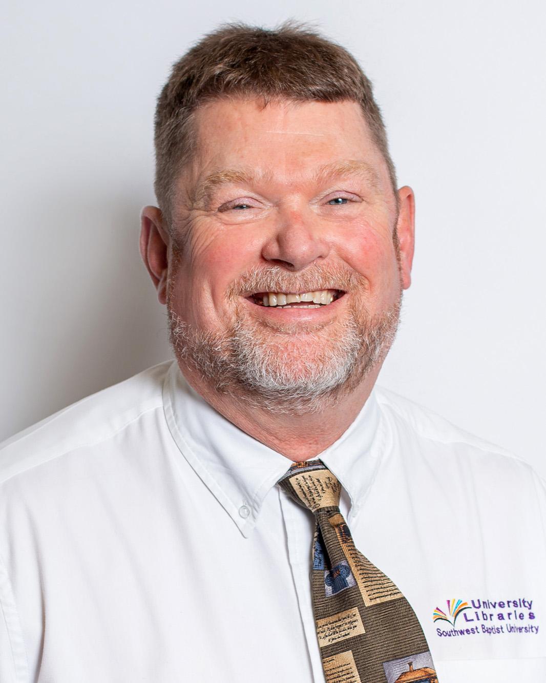 Photo of Dr. Ed Walton