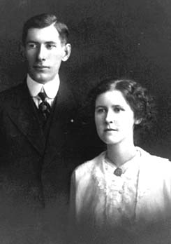 Image of Dr. and Mrs. J. F. Leslie