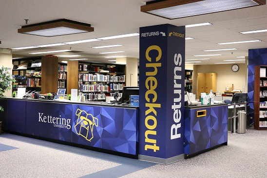 Library Front Desk