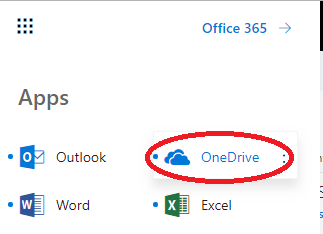 One drive link