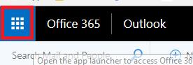 apps menu icon