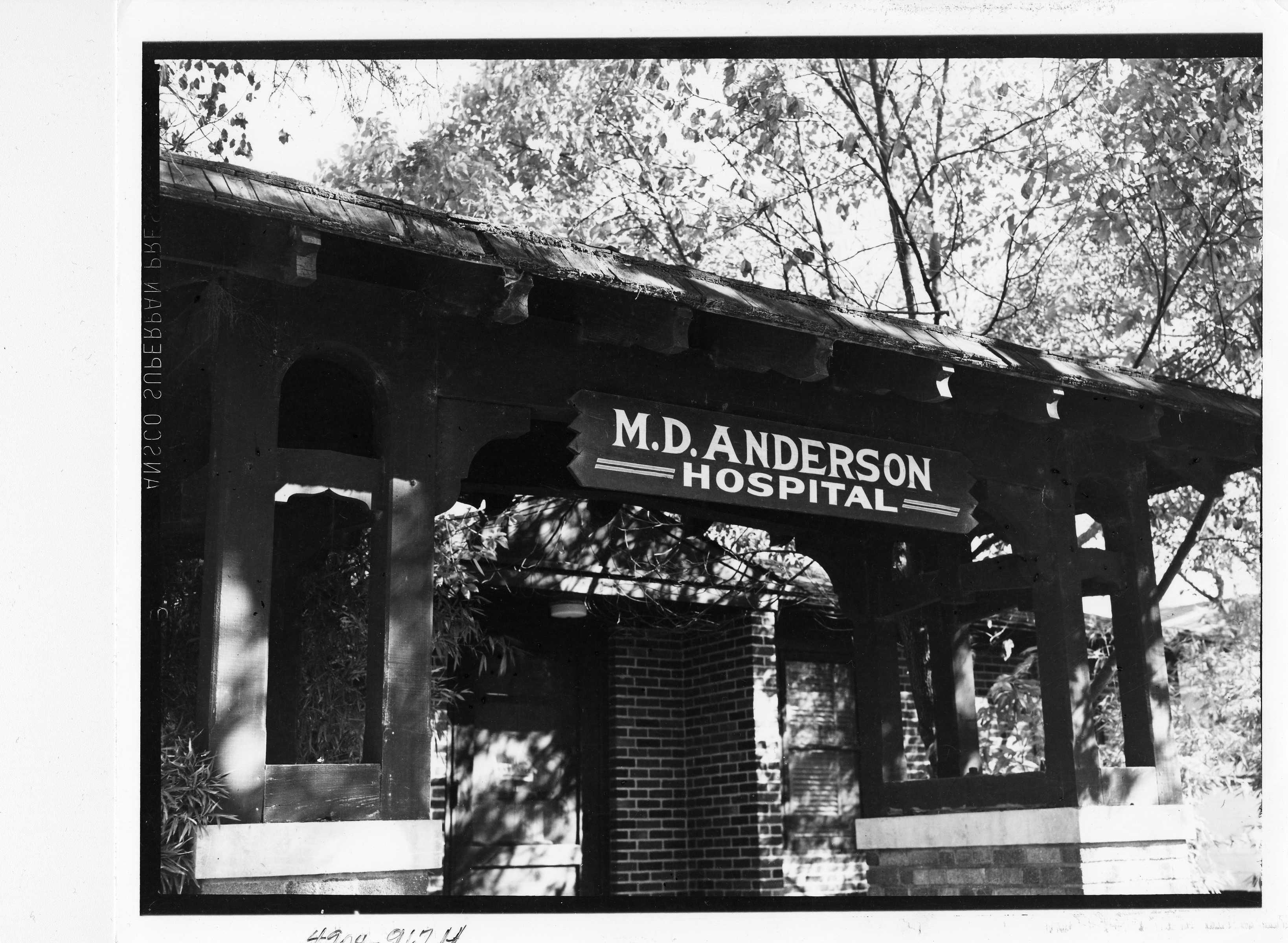 MD Anderson at The Baker Estate