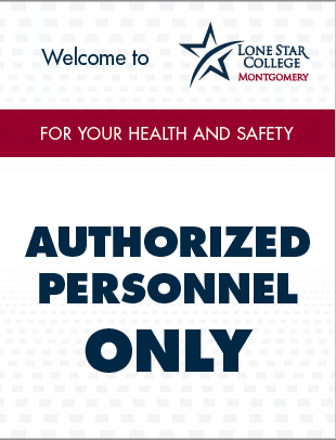 Authorized Personnel Only Sign 8.5x11 (PDF File)