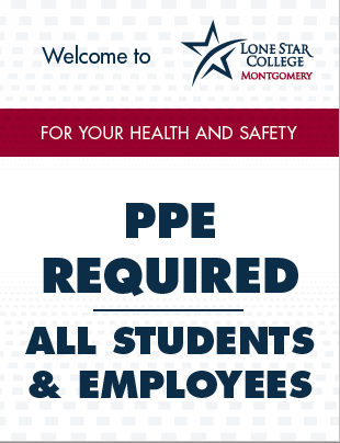 PPE Required Sign 8.5x11 (PDF File)