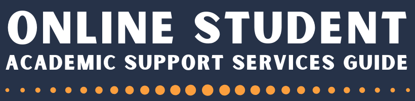Online Student Academic Support Services Guide