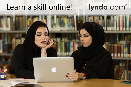 Lynda.com - learn business and technology skills!