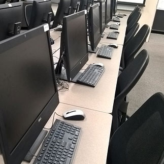 Drop-In Computer Lab