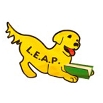 L.E.A.P. - Literacy Education Assistance Pups