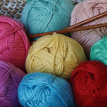 Spin a Yarn with the Appoquinimink Library