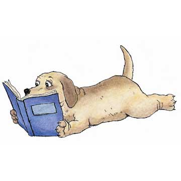 Happy Tales: Read to a Dog Program