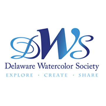 Delaware Watercolor Society Display