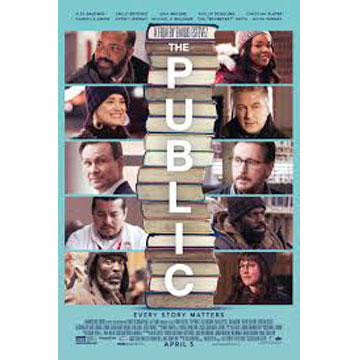 Friday Flick: The Public