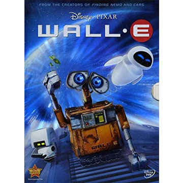 Lunch and a Movie - Wall-E