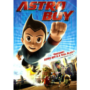 Lunch and a Movie - Astro Boy