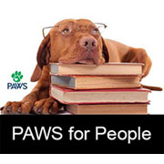 PAWS: Read to a Literacy Dog!