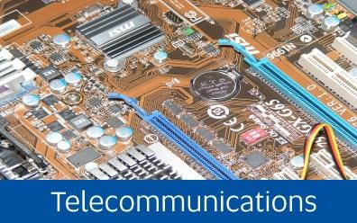 Navigate to Telecommunications