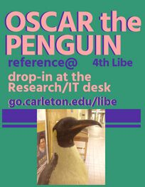 Oscar the Penguin