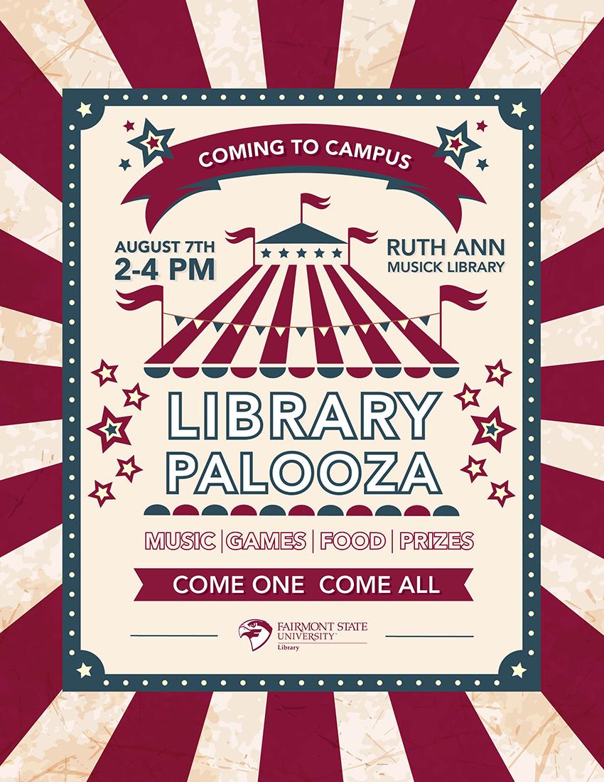 Library Palooza 2021