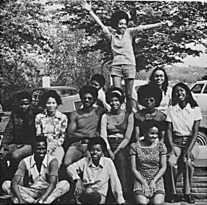 Black Student Union, 1975