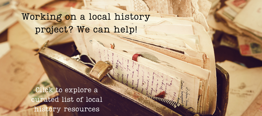 Resources for local research