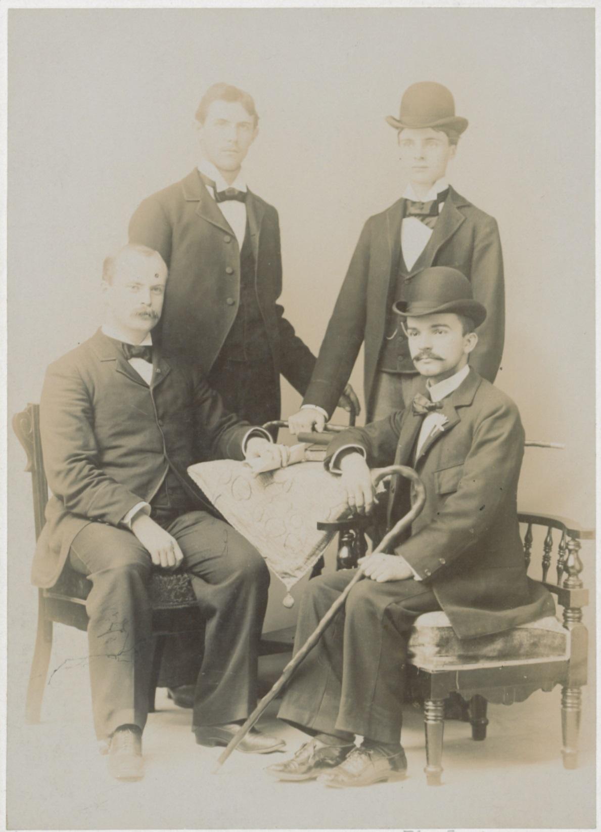 Irving Literary Society, 1894