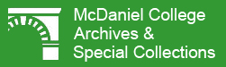 McDaniel College Archives & Special Collections