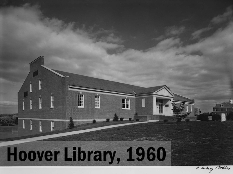 Hoover Library, 1960