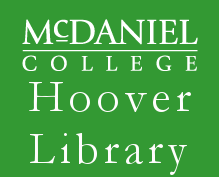 McDaniel College: Hoover Library